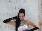 Ariadna vai ser rainha de bateria de escola de samba carioca em 2013