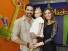 Iran Malfitano comemora um ano da filha: 'É a melhor coisa do mundo'