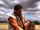 Tiago Abravanel posta foto com Nanda Costa no 1º dia de 'Salve Jorge'