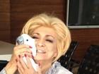 Produtora de Hebe Camargo lamenta morte da apresentadora