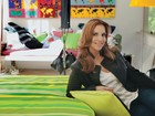 Ivete Sangalo fica loira: 'Estou impossível, me achando'