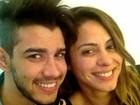 Gusttavo Lima e Alinne Rosa trocam elogios no Twitter