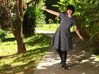'Não existe competitividade', garante atriz irmã de Débora Falabella