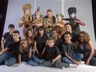 Cássio Reis produz musical que tem filha de Flávia Alessandra no elenco
