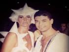 David Brazil posta foto antiga com Monique Evans e diz: 'Sempre gata'