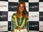 'Estou me sentindo bem', diz Giovanna Ewbank em feira em São Paulo