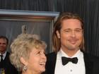 Mãe de Brad Pitt apoia Mitt Rommey e critica Obama e o casamento gay