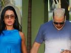 Gracy diz que não vai a reality show e que tem nada contra Vivi Araújo