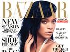 Rihanna fala sobre romance a revista: 'Me apaixonei de verdade'