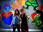 Crise que nada! Selena Gomez e Justin Bieber vão juntos ao Japão