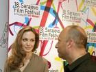 Angelina Jolie vai ao 18º Festival de Cinema de Sarajevo