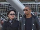 Madonna faz passeio romântico com o namorado por Paris