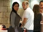 'Gracyanne Barbosa não tem defeitos', diz Belo a jornal