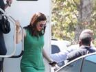 Jennifer Garner volta ao trabalho após dar à luz seu terceiro filho
