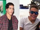 Ronald, filho de Ronaldo, muda de visual e aparece de cabelos lisos