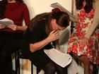 Por personagem, Susana Vieira chora em leitura de peça judáica