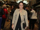 Fernanda Vasconcellos dispara:  'É muito bom ficar solteira'