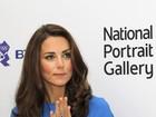 Kate Middleton vai a evento em Londres em clima olímpico