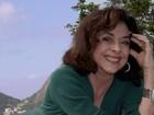 Betty Faria celebra volta às novelas e o fim do vício em cortisona