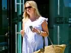 Reese Witherspoon volta para casa após repouso no hospital, diz revista