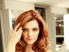 Mayana Neiva fica ruiva por causa de seu papel em 'Amor Eterno Amor'
