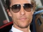 Matthew McConaughey emagrece sete quilos para novo filme