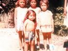 No dia do aniversário, David Brazil posta foto criança, com cabelão