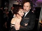 Helena Bonham Carter e Tim Burton (Foto: Agência Getty Images)
