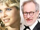 Kate Capshaw e Steven Spielberg (Foto: Reprodução / Reuters)
