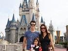 'Ser pai é a melhor coisa na minha vida', diz Rodrigo Faro