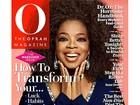 Oprah Winfrey posa com o cabelo black power pela primeira vez