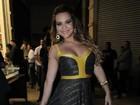 Geisy Arruda vai decotada a evento em São Paulo
