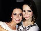 Giovanna Lancellotti tieta Sandy após show no Rio