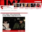 Relação de Katy Perry com John Mayer seria apenas profissional