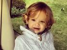 Adriane Galisteu posta foto do filho antes de sua festa de aniversário