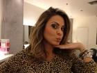 Alinne Rosa está em alta: relembre o currículo amoroso da cantora