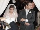 Veja fotos do casamento de Marcelo Serrado, no Rio