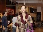 Camila Pitanga vai ao teatro assistir à reestreia da peça 'In on it'