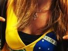 'Vamos ganhar desses argentinos', diz Samara Felippo em Londres