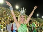 Fora do carnaval, Antônia Fontenelle ganha apelido em escola de samba