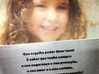 Filhas paparicam Rodrigo Faro em bilhetinhos para o Dia dos Pais