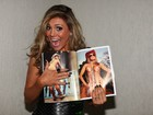 Ex-BBB Fabiana sobre revistas encalhadas: 'Feliz com o resultado'