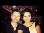 Laisa posta foto com o novo namorado no Rio