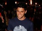 Bruno Gissoni sobre ficar com mulher de amigo: 'Furar olho não é legal'
