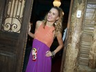 Famosos levam filhos  festa de Jos, filho de Carolina Dieckmann