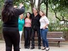 Alexandre Borges assume: 'Procuro ser despachado com as meninas'