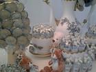 Decoradora posta do chá de bebê de Claudia Leitte