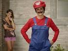 Penélope Cruz se transforma em Mario Bros para anúncio na Espanha