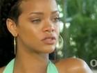 'Às vezes, sinto saudade', diz Rihanna sobre Chris Brown