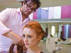 Hairstylist que deixará Wanessa ruiva dá dicas para manter cor